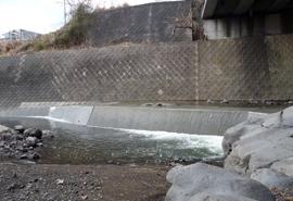 平成24年度(第23-K3174-01号)一級河川久保川河川改良工事(護岸工)