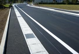 平成24年度 第62号 市道1316・1402号線道路改良工事