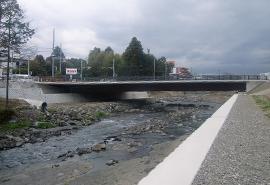 平成23年度 第98号 社会資本整備総合交付金事業 新礼聖橋上部工工事