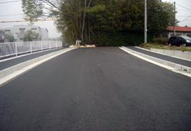 平成25年度 社会資本整備総合交付金事業 市道3675号線道路改良工事