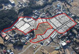 平成25年度経営体育成基盤整備御殿場深沢地区区画整理5工事