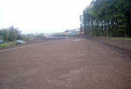 平成26年度第50号市道3679号線道路改良工事