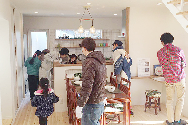 YAMATO御殿場の家 完成見学会