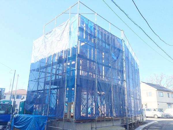 祝!上棟!! YAMATO長期優良住宅の家づくり