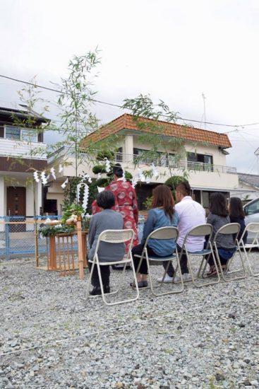 YAMATO  地鎮祭